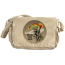 ForksWashingtonbutton Messenger Bag