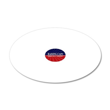 hermancainoval2 20x12 Oval Wall Decal