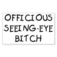 OFFICIOUS Decal