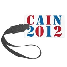 cain2012-01 Luggage Tag