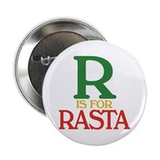 R is for Rasta Button