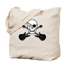 upper_fordk_rocknrollpirate_png Tote Bag