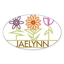 JAELYNN-cute-flowers Decal
