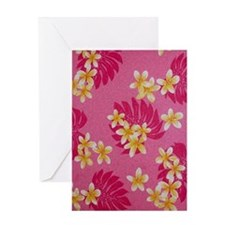 yellowpinkplumkindlesleeve Greeting Card