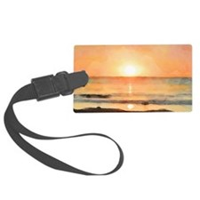 OceanShoulderBag Luggage Tag