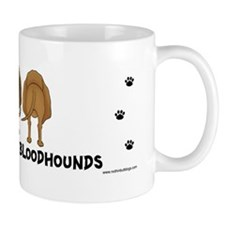 Bloodhoundbumper Coffee Mug