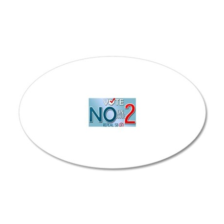 oval-sticker_ltblu 20x12 Oval Wall Decal