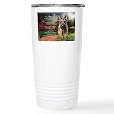godmadedogs(license) Ceramic Travel Mug