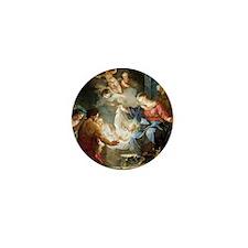 nativity4 Mini Button