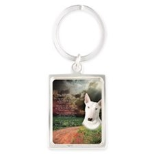 godmadedogs(button) Portrait Keychain