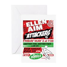 EllenAim Greeting Card