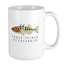 Three-spined stickleback_mug  Mug