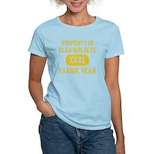 teamquillette Women's Light T-Shirt