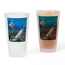 oceanworld_368_V_F Drinking Glass
