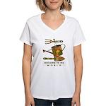 Garden Tools Women's V-Neck T-Shirt