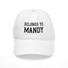 Belongs to Mandy Baseball Cap