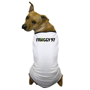 Froggy 97 Doggy T-Shirt