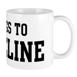 Belongs to Jackeline Small Mug