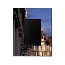 Europe, France, Paris. Buildings at  Picture Frame