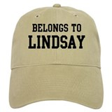 Belongs to Lindsay Baseball Cap