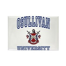 OSULLIVAN University Rectangle Magnet