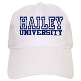 HAILEY University Baseball Cap