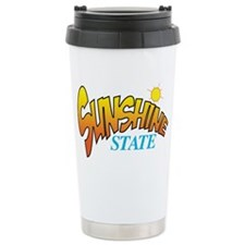 sunshine logo 3 Ceramic Travel Mug