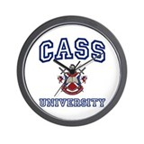 CASS University Wall Clock