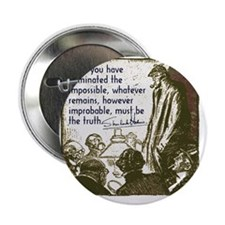 "sherlockquote_truthsmalls 2.25"" Button"