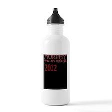 MurphyWasAnOptimist 17 Water Bottle