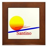 Santino Framed Tile