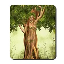 Mother Earth Mousepad