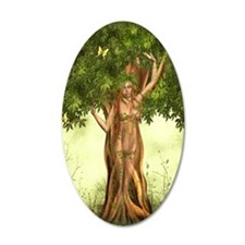 Mother Earth Wall Decal