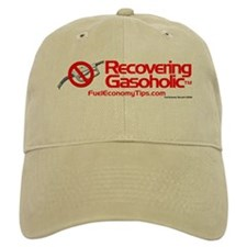 Recovering Gasoholic Baseball Cap