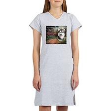 godmadedogs2 Women's Nightshirt