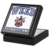 WEED University Keepsake Box