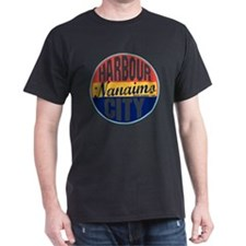 Nanaimo Vintage Label W T-Shirt