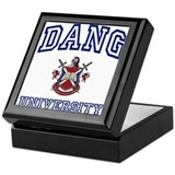 DANG University Keepsake Box