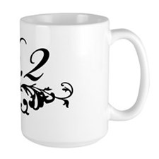 Floral 26 Point 2 for light Mug