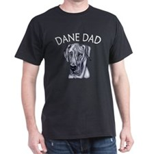 Blue UC Dane Dad T-Shirt