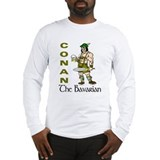 Conan the Bavarian Long Sleeve T-Shirt