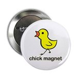 Chick Magnet Button