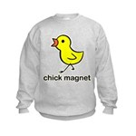 Chick Magnet Kids Sweatshirt