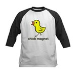 Chick Magnet Kids Baseball Jersey