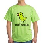 Chick Magnet Green T-Shirt