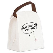how Canvas Lunch Bag