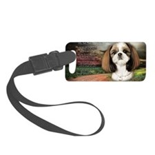 godmadedogs(tote) Luggage Tag