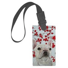 5x7V Crabapples Luggage Tag