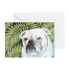 MouseLite Fern Greeting Card
