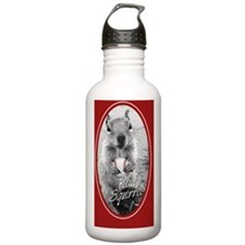 5x3oval_vert_rally-squ Water Bottle